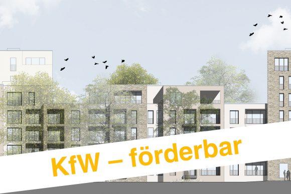 Unser neustes Projekt BahnStadt-Carré Bruchsal